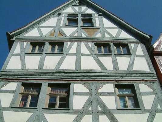 Fenster Fachwerkhaus breunig fensterbau bürgstadt fenster türen wintergarten